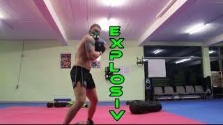 EXPLOSIV - SCHLAGKRAFT Training | Kampfsport Zirkel