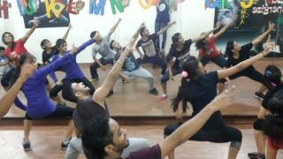 dance session at omis studio