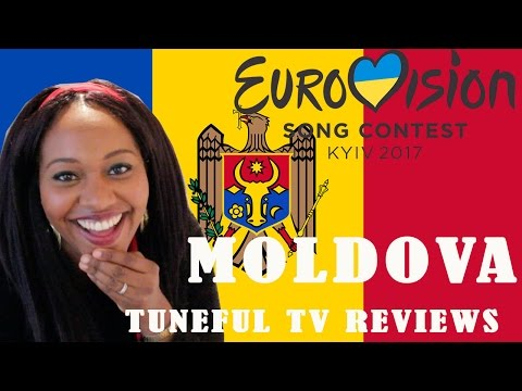 Eurovision 2017 - MOLDOVA - Tuneful TV Reaction & Review