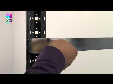 Rittal TS IT: Variable Side Rails