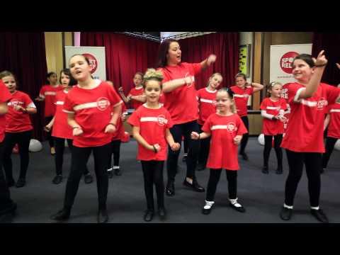 Schools Primary Song | Sport Relief 2014