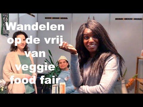 Vrij van veggie food fair | Dutch spoken. English subs.