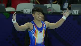 SEA Games 2019: Men's Artistic (Floor Exercise, Pommel Horse, Still Rings) | Gymnastics