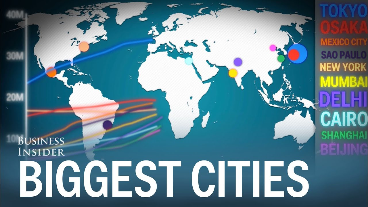 How the worlds biggest cities have grown youtube how the worlds biggest cities have grown gumiabroncs