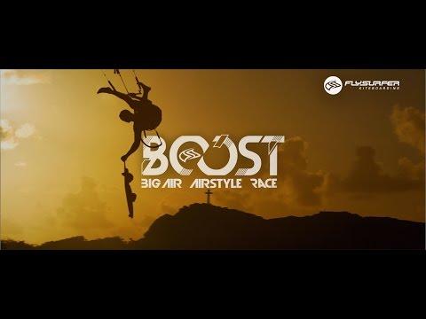 Flysurfer Kiteboarding: BOOST ... The high performance L.E.I rocket!