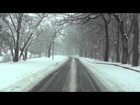 Another April Snowstorm - Minneapolis, MN 4-18-2013
