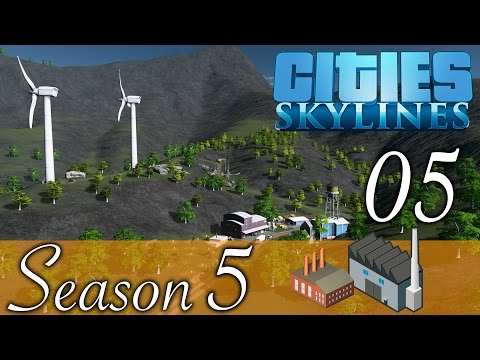Cities Skylines ★Forest Industry! Folge 05 [HD] [Deutsch] ★Let's Play Cities Season 05