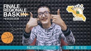 BASKIN FINALE REGIONALE PUGLIA - 4 maggio 2019