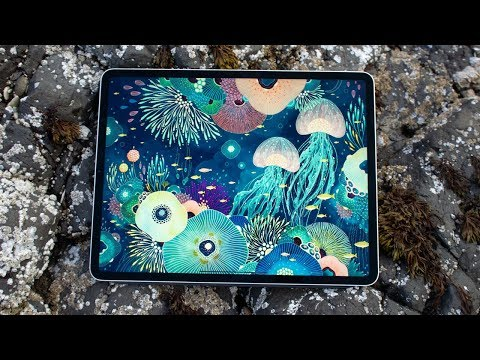 Digital Watercolors With Yellena James And Adobe Fresco | Adobe Creative Cloud