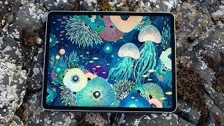 Digital Watercolors with Yellena James and Adobe Fresco   Adobe Creative Cloud
