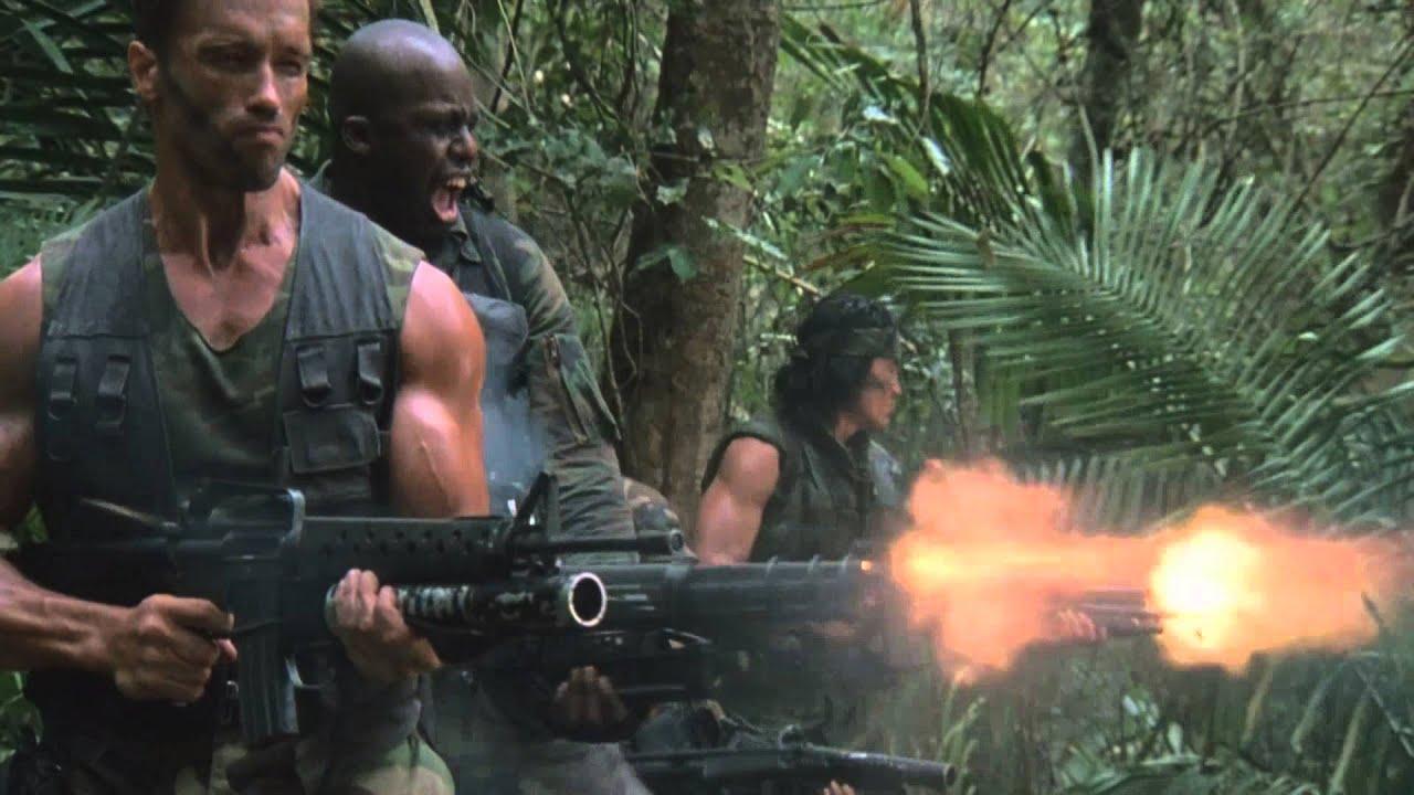 Predator - Shooting Jungle [HD] - YouTube