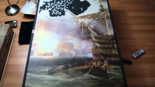 9000 pieces Jigsaw PUZZLE - Long journey