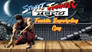 Street Fighter Zero - Guy【TAS】