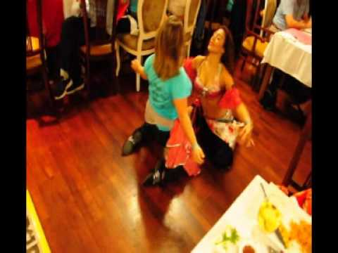 Turkish Night Special - 7 Nights To Roll Line Dance Holiday 1st Week 2013