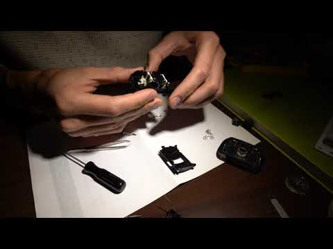 Braun Series 9 9240s Head Holder Unit Repair Guide