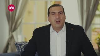 جانب من مشاركة الدكتور #عمرو_خالد في حملة #معاً_ضد_التطرف التي أطلقها تلفزيون الآن