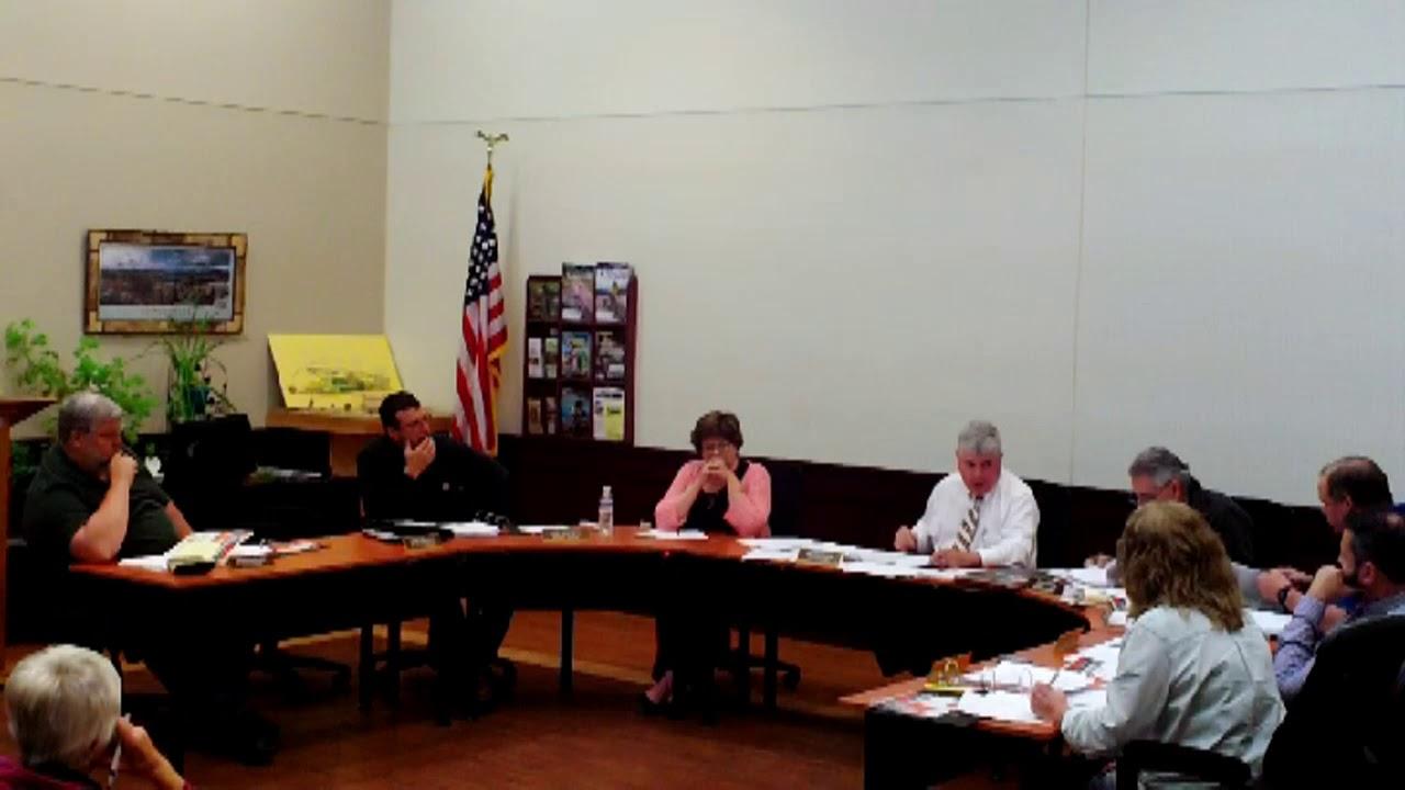 Dannemora Town Board Meeting  part two  5-23-18