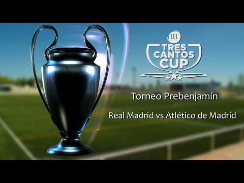 Tres Cantos Cup Prebenjamin  Real Madrid vs At  Madrid
