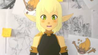 WAKFU  The Animated Series in English? It's possible with Kickstarter! (Русские субтитры)