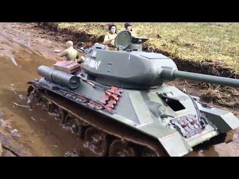 1/16 rc T-34/85