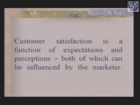 Marketing of Services MS 65-1