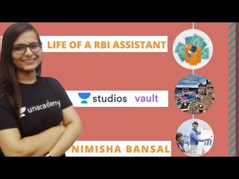 Life Of A RBI Assistant   Salary Perks Lifestyle Job Work   RBI Assistant   Nimisha Bansal