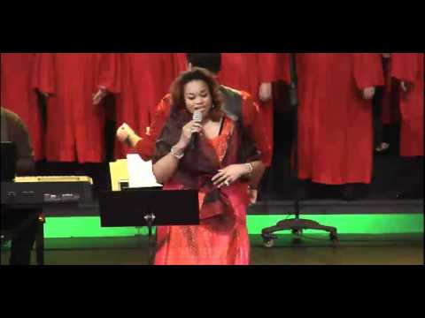 Karen Clark Sheard - Jesus, Oh What A Wonderful Child