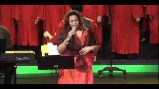 Karen Clark Sheard - Jesus, Oh What A Wonderful Child