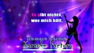 Mark Forster feat. Sido - Au Revoir Karaoke