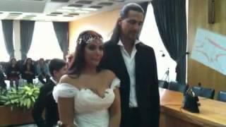 Turkish BellyDancer Tanyeli & Greek Alexandros Syropoulos