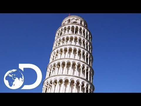 The Leaning Tower Of Pisa: Italy's Legendary Architectural M