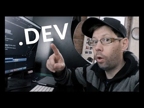 Buying A .dev Domain From Google