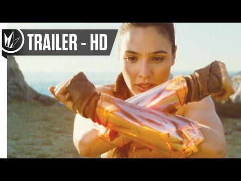 Wonder Woman Official Trailer #2 (2017) Gal Gadot, Chris Pine --Regal Cinemas [HD]