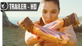Wonder Woman Official Trailer #2 (2017) Gal Gadot, Chris Pine --Regal Cinemas [HD]