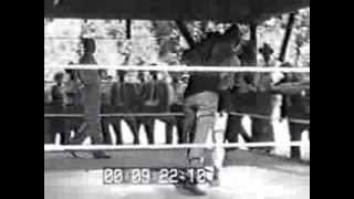 Mickey Walker Training & Sparring (1929)