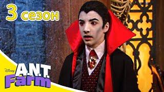 Высший класс - сезон 3 сборник 4 - Смотри молодёжный сериал Disney | Хеллоуин!