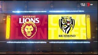 2019 Qualifying Final Richmond Tigers Vs Brisbane Lions Highlights