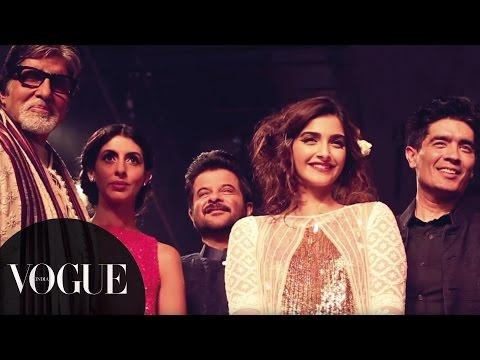 Inside Manish Malhotra's Mijwan Show 2015 | Exclusive Interview & Fashion Show | VOGUE India