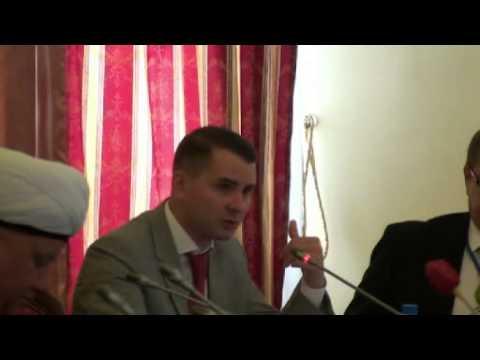 Приветственная речь Ярослава Нилова