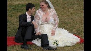 Самые стремные свадебные платья для невест.