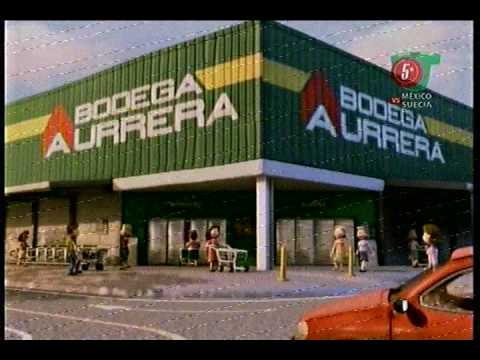 Comercial Bodega Aurrera Mama Lucha Youtube