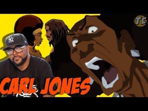Carl Jones Talks Legends, Why Boondocks Ended & Al Sharpton