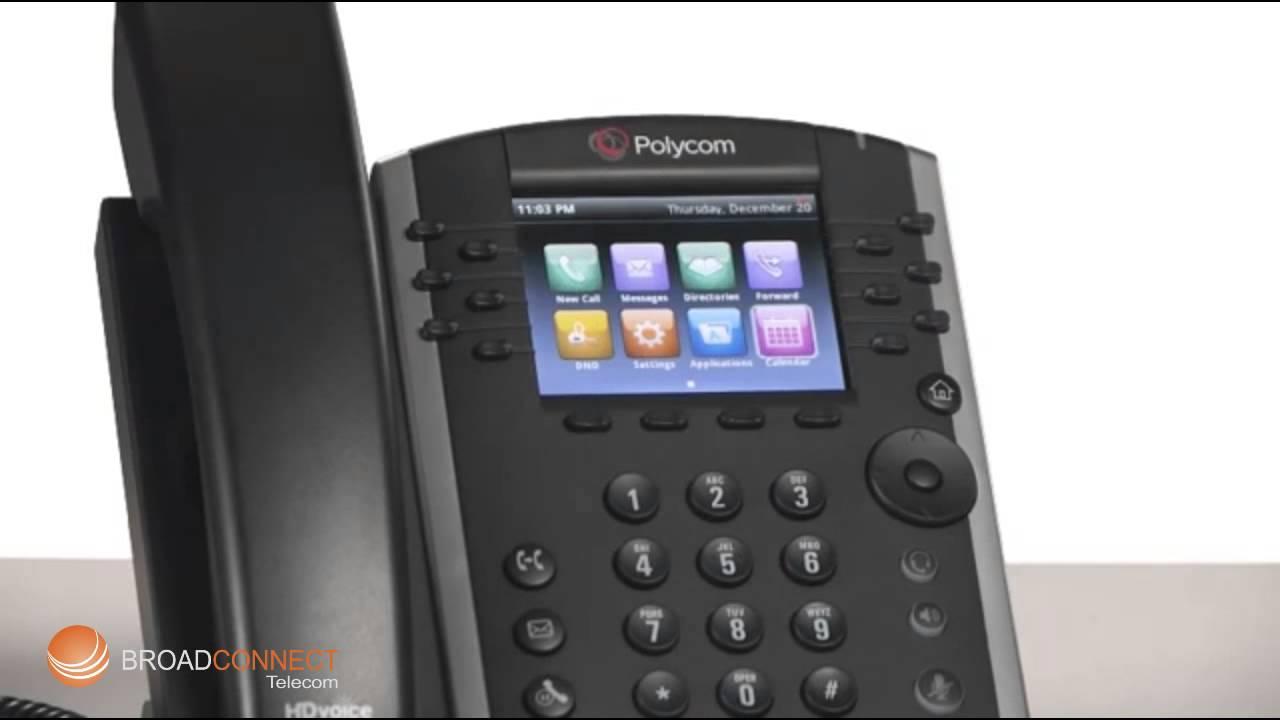Polycom VVX Phones Video Datasheet | vvx 300, vvx 400, vvx 500, vvx