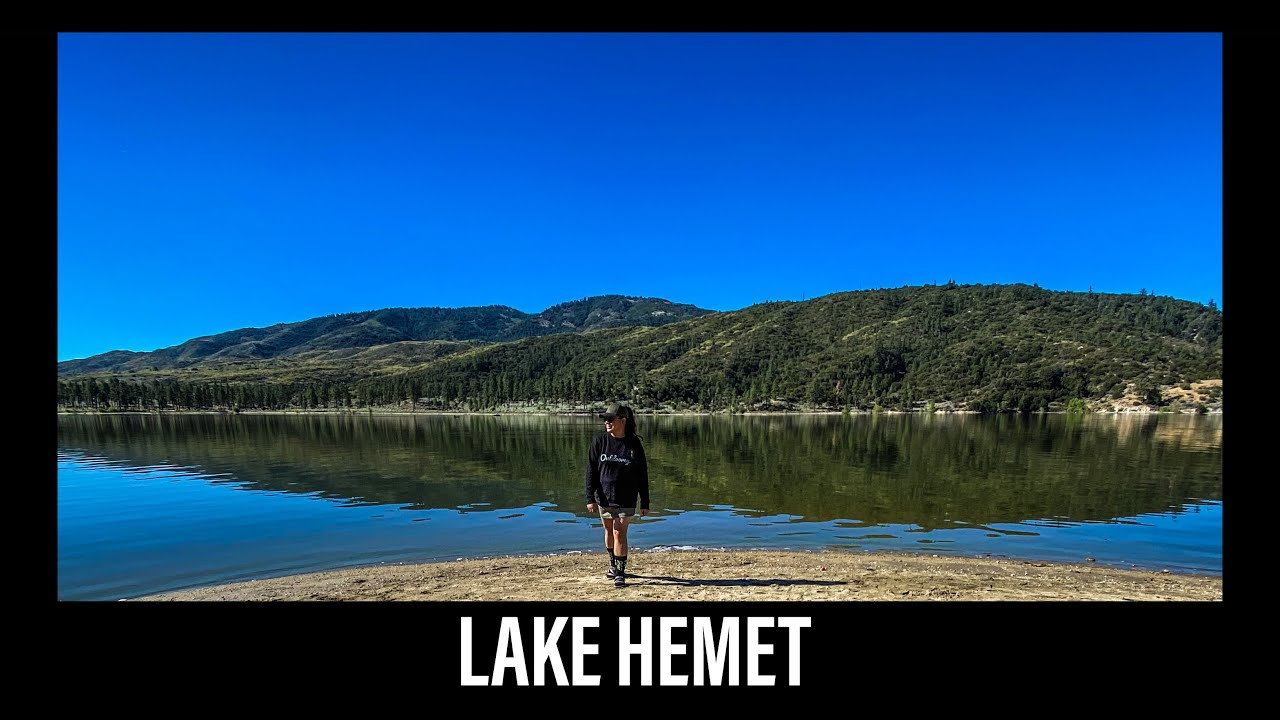 Lake Hemet Campground For Your Class B RV