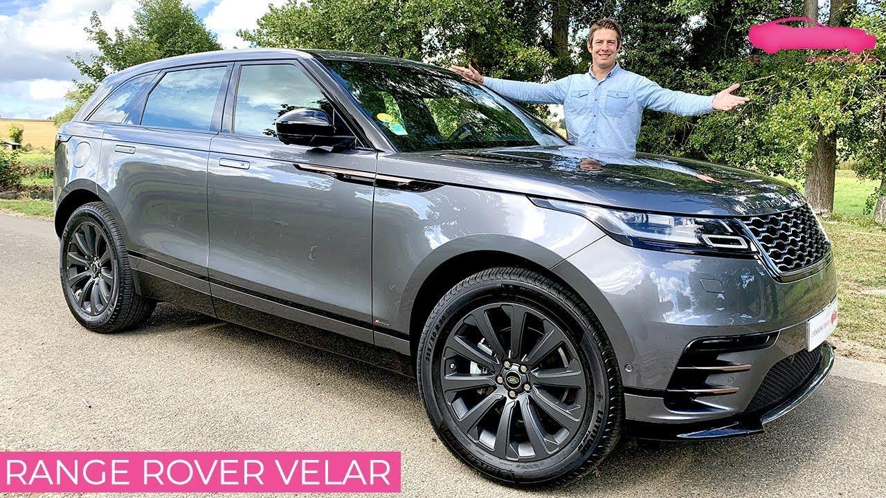 Essai détaillé Range Rover Velar D240 - On & Offroad - Le Vendeur Automobiles film