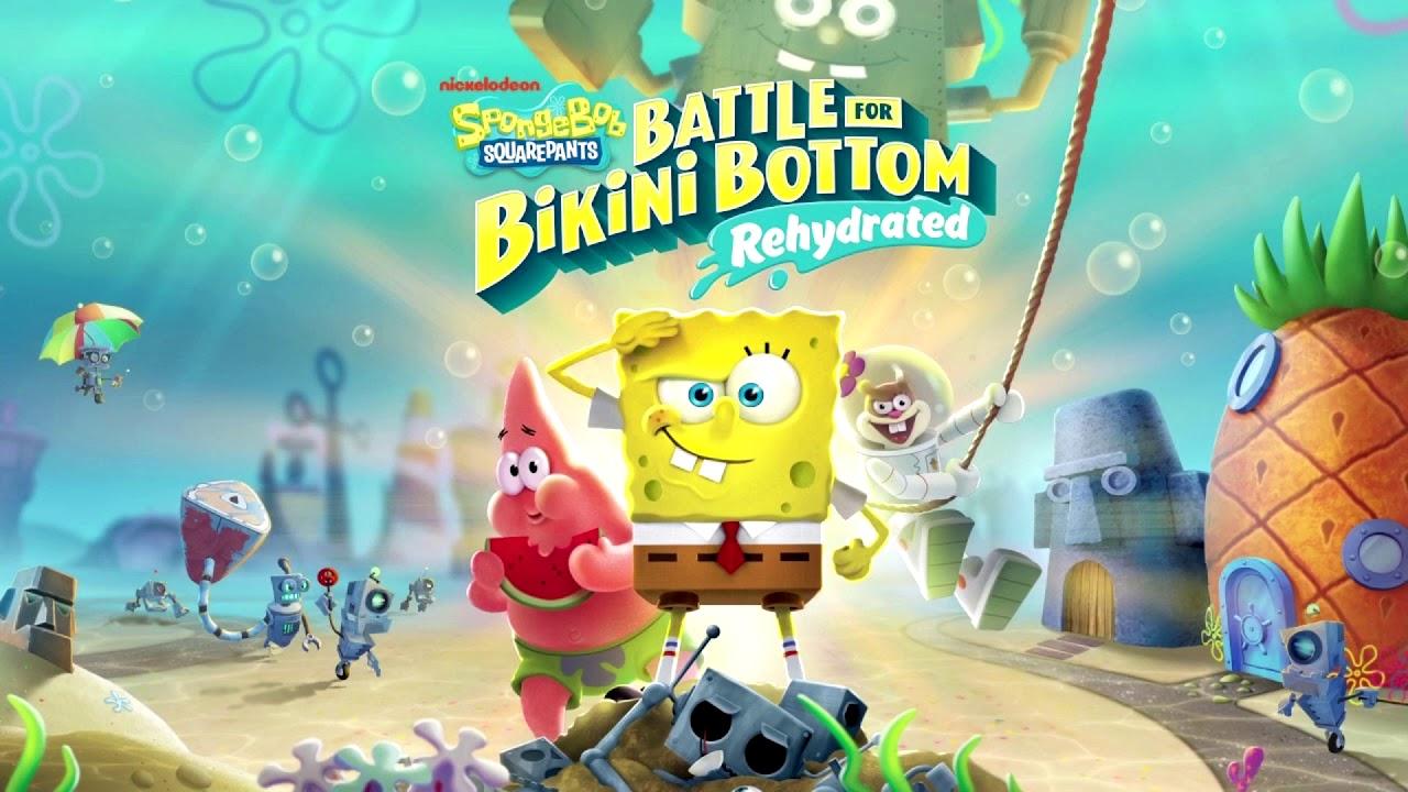 Industrial Park - SpongeBob SquarePants: Battle for Bikini Bottom Rehydrated