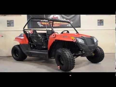 New Off Road 170cc (Side x Side) Thunderbolt Youth UTV | Q9 PowerSports USA