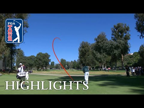 Bubba Watson's extended highlights | Round 4 | Genesis Open