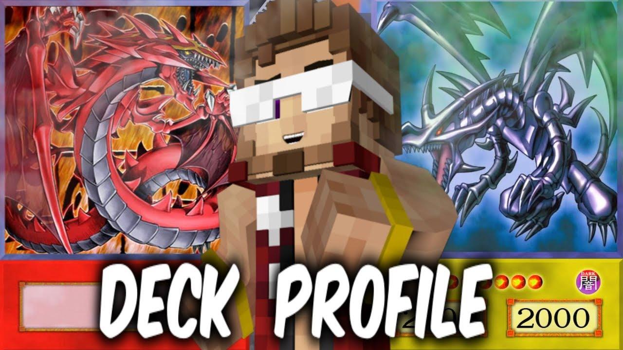 Zeelo\'s Yugioh Deck Profile! - Minecraft Yugioh GX Christmas Special ...