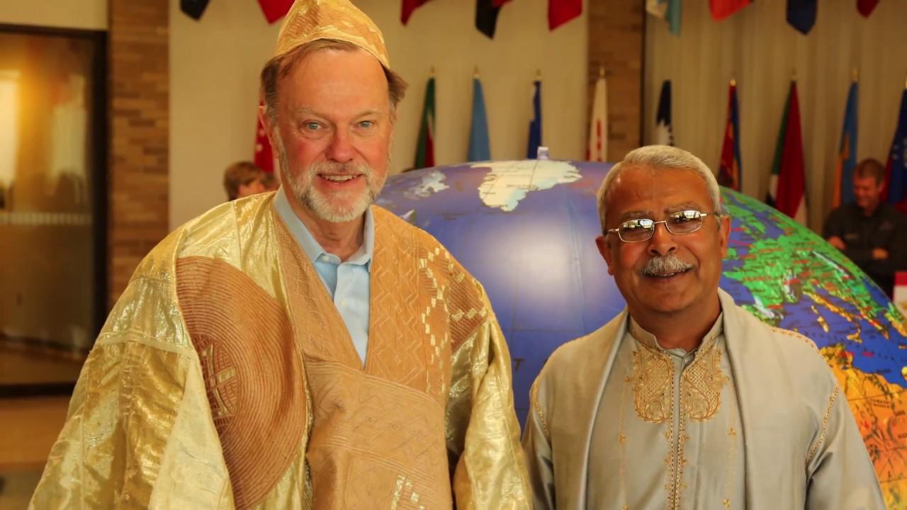 Ambassador Tibor Nagy Reflects On A Life Of Diplomacy, Academia